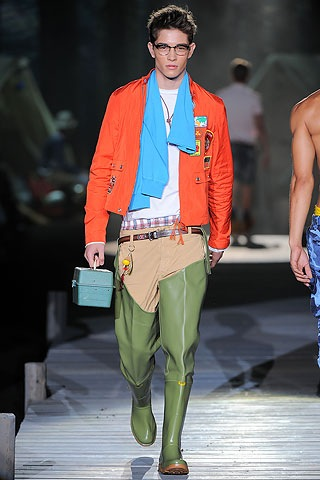 DSquared Spring 2010-2